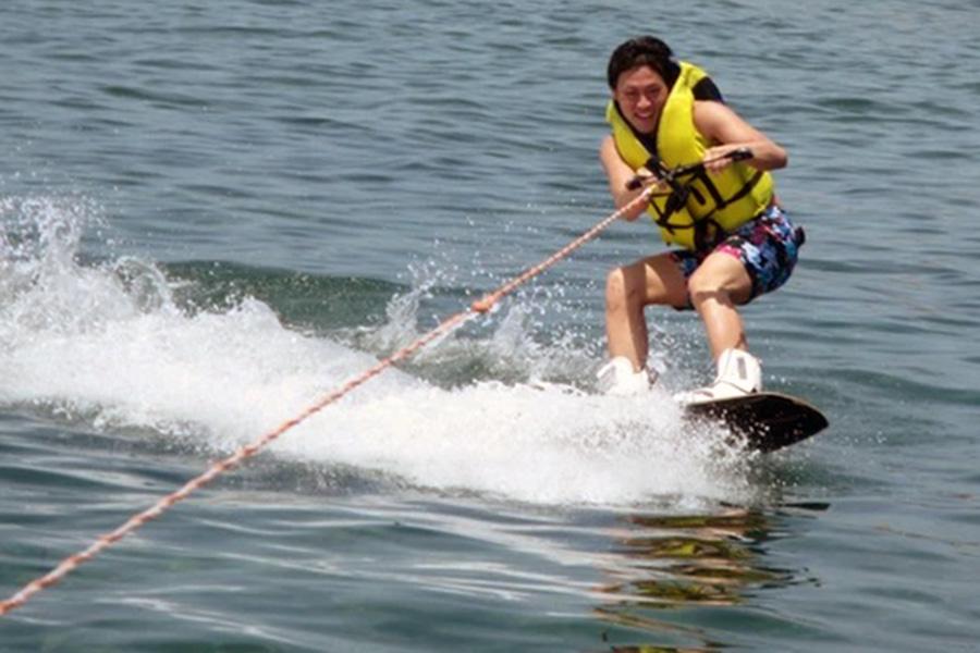 water ski, water sports, tanjung benoa