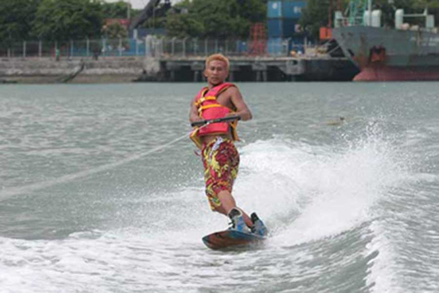 water ski, water sports