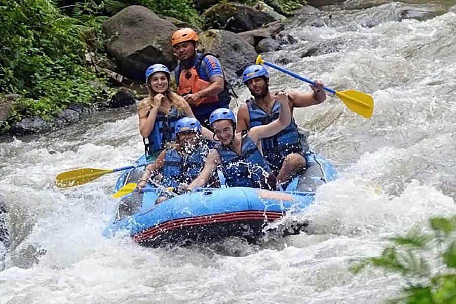 white water rafting, rafting bali, sobek rafting