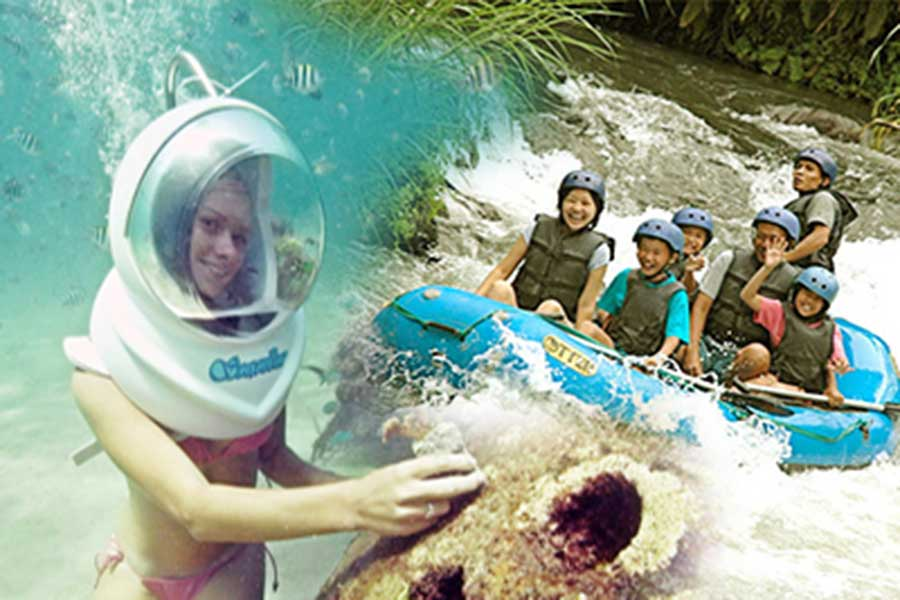 bali big day out, full day package, club aqua bali