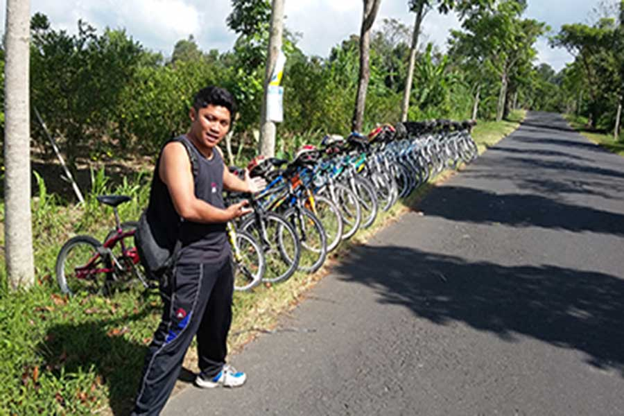 bali moon bikes, professional tour guide
