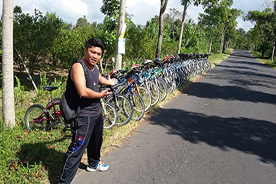 bali moon bikes, professional tour guide