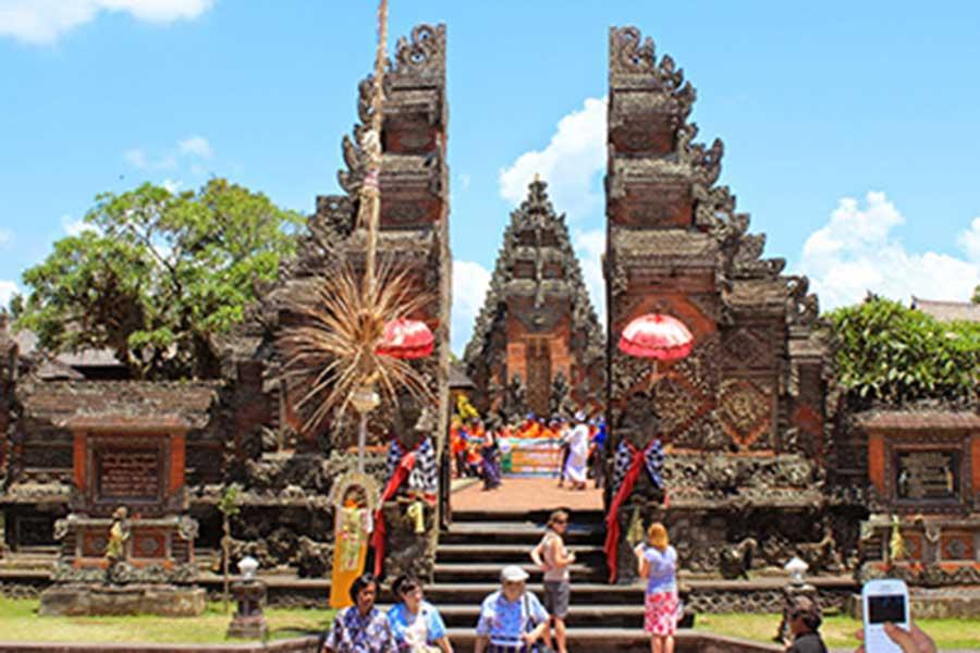 bali vacation package, bali tour, batuan temple