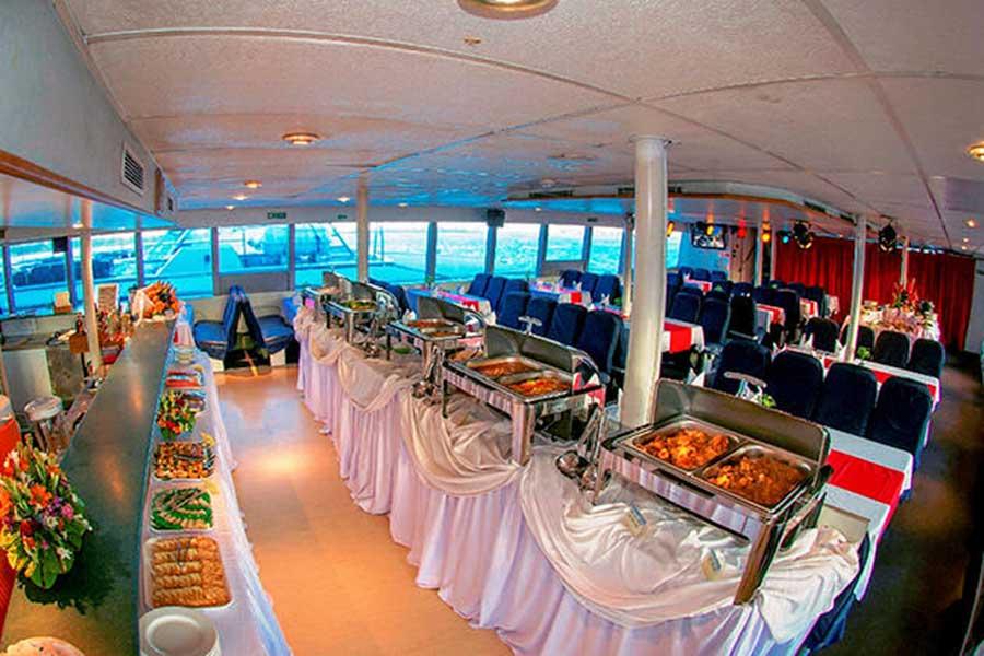 dinner meals, sunset dinner cruises, bali hai