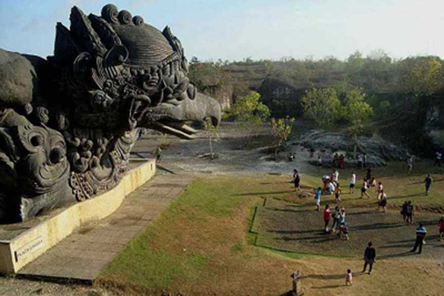 Garuda wisnu kencana, gwk tour, bali honeymoon package