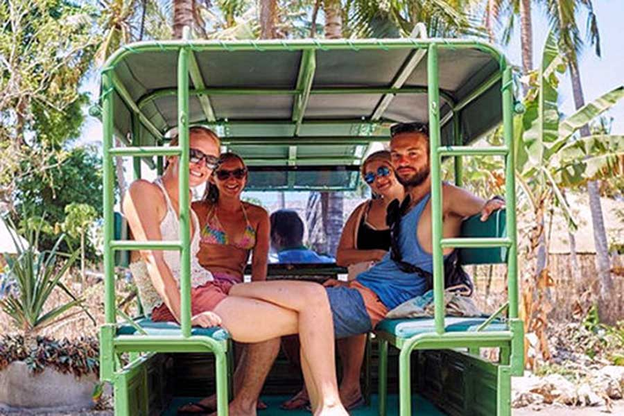 lembongan island, island tour, tour package