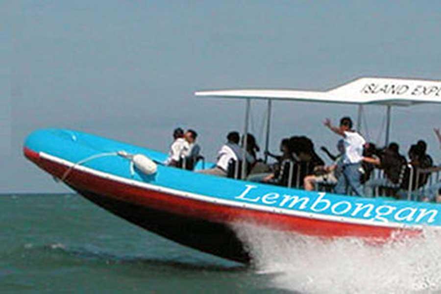 lembongan flyer the fastest way to lembongan