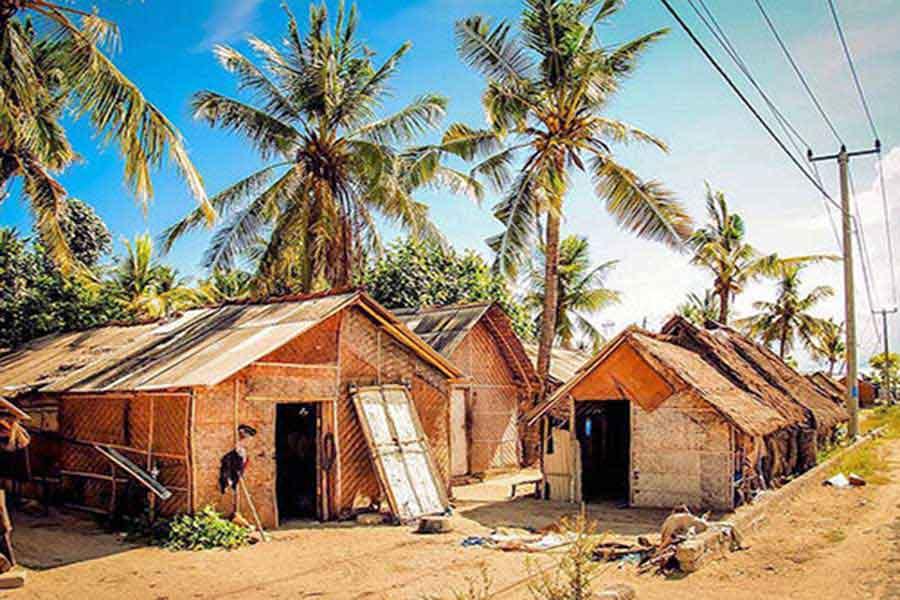 lembongan island house, tour lembongan