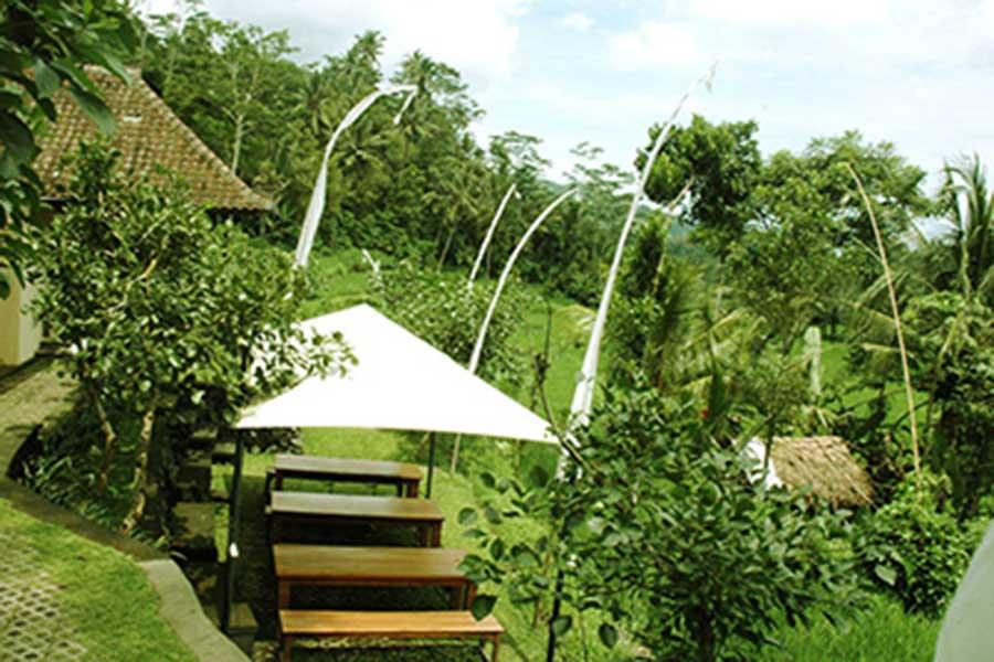 panorama restaurant, finish point, telaga waja river
