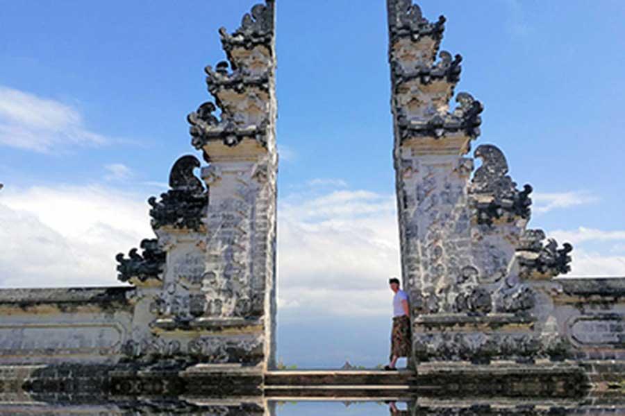 lempuyang, penataran agung, temple bali