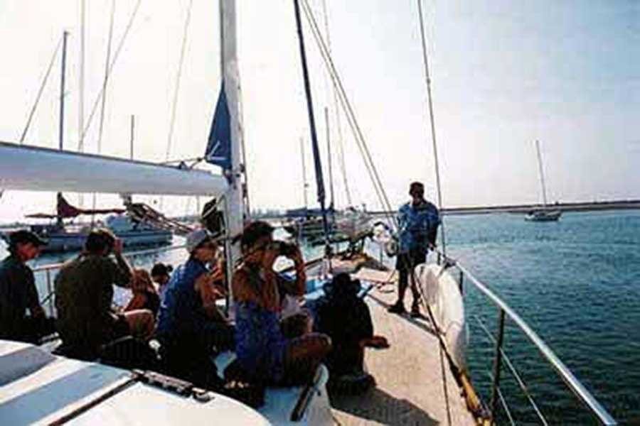 relax yacht island explorer cruises