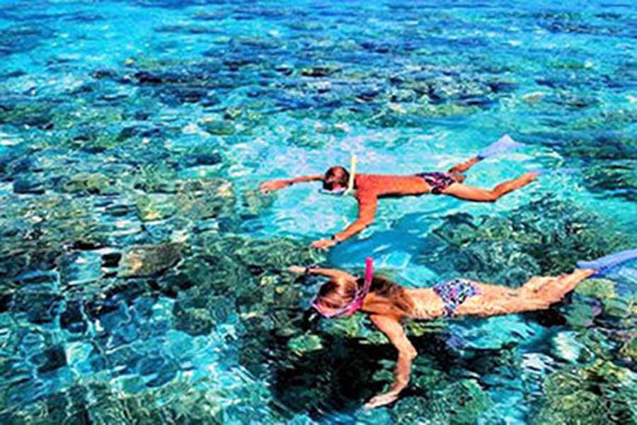 tanjung benoa, snorkeling, batara water sports
