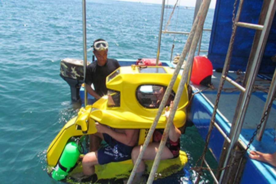 start point, aqua star bali, water sports