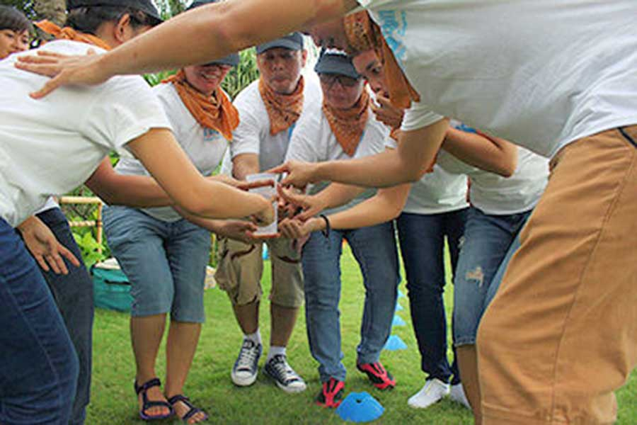 team building, bali, gathering