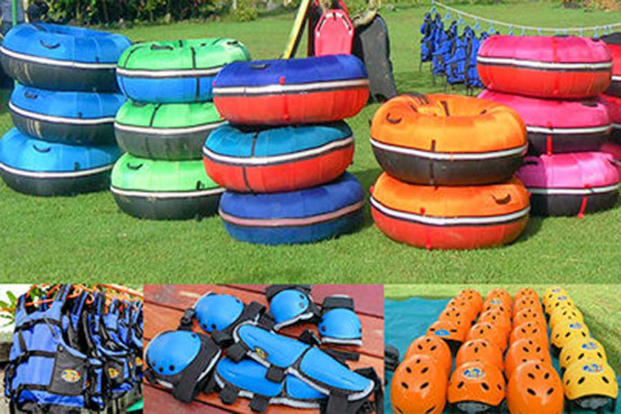 tubing equipment, river tubing, bio